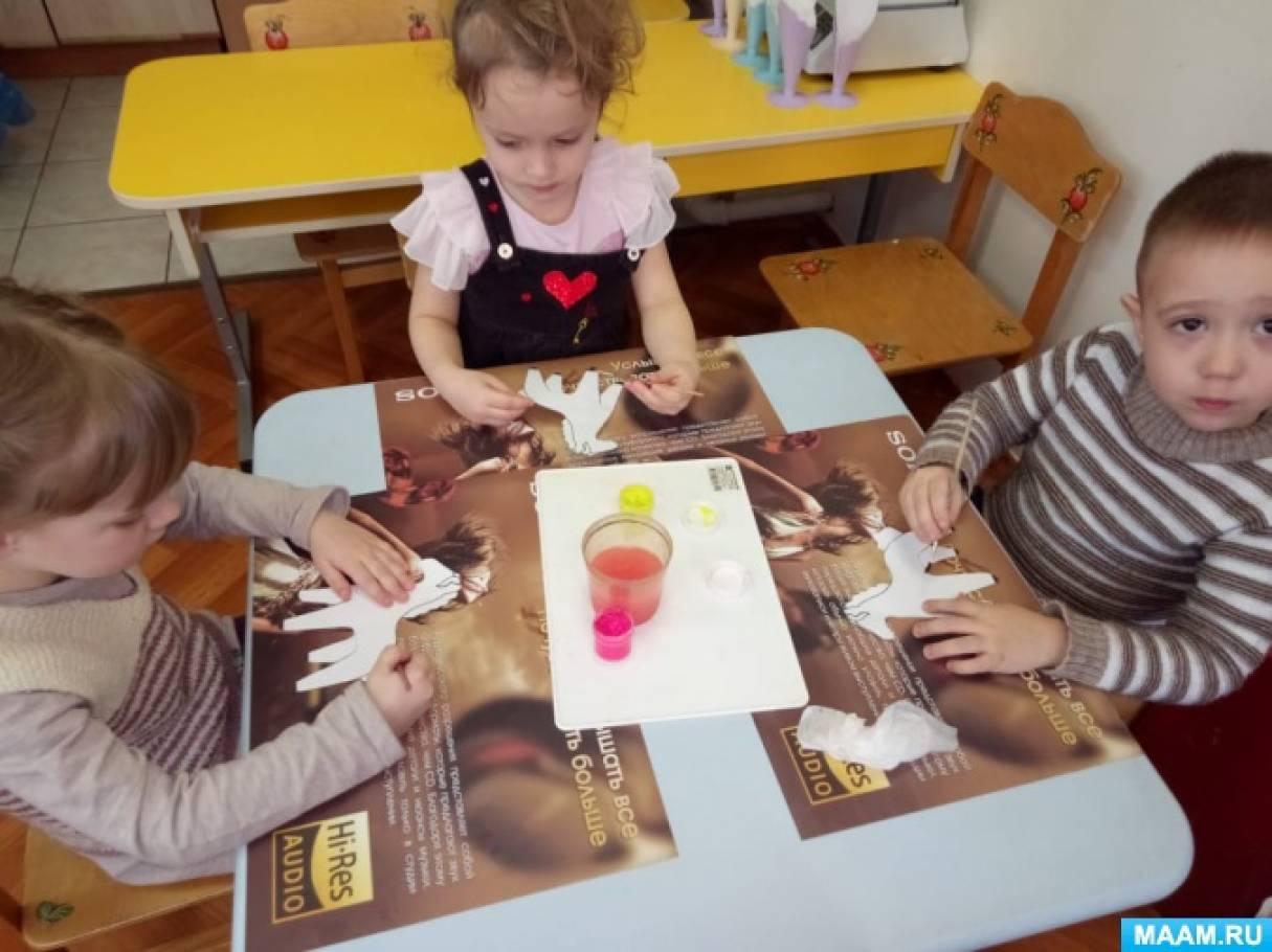 Фотоотчет «Рисование. История дымковской игрушки»