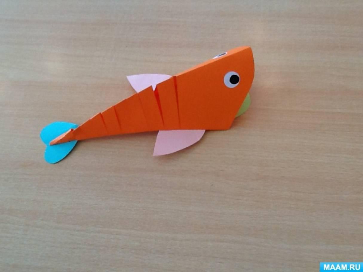 Мастер-класс «Чудо-юдо, рыба-кит». Воспитателям детских садов, школьным учителям и педагогам - Маам.ру