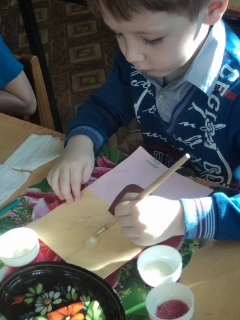 рисование натюрморта в детском саду: