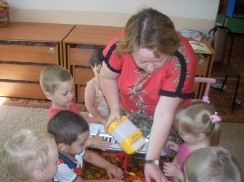 родительское собрание в детском саду знакомство и адаптация