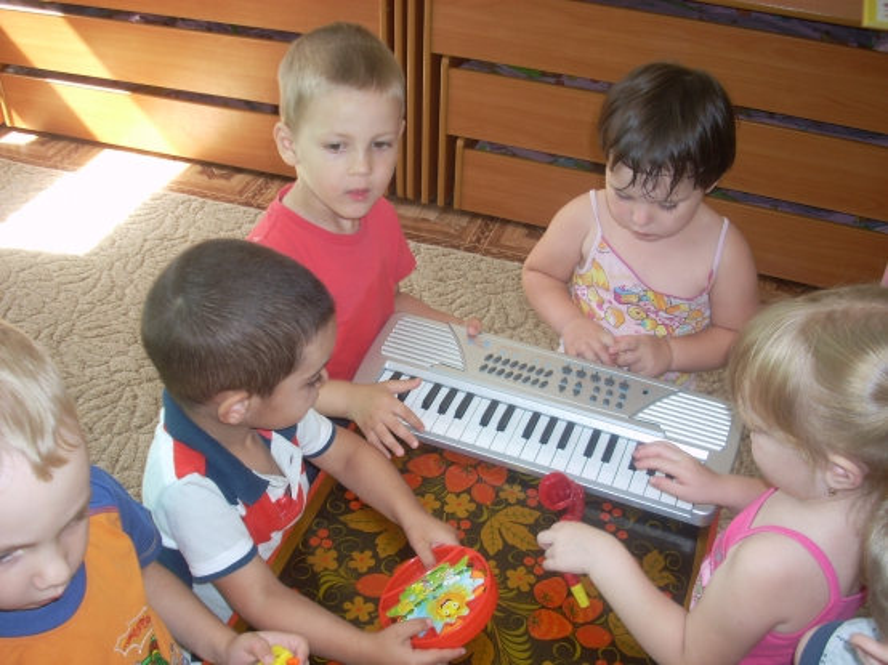 музыкальная сказка знакомство с музыкальными инструментами