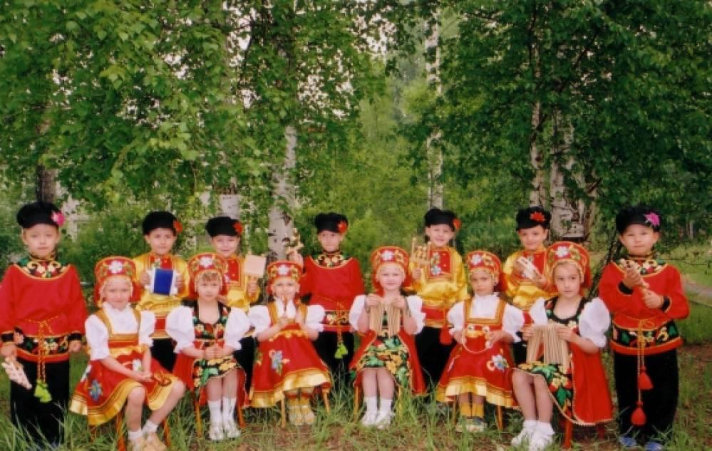 Сценарий национальной русской культуры