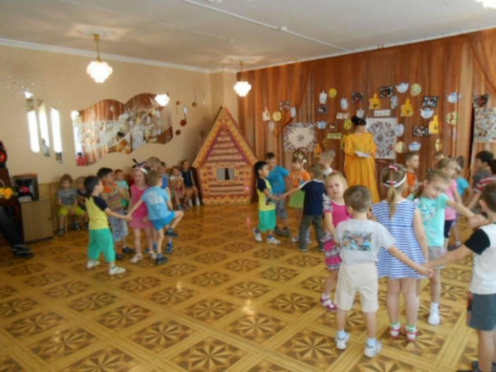 Праздник осени сценарий для детского сада