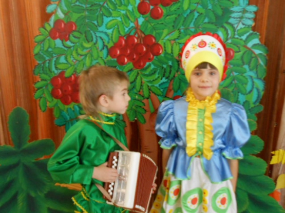 знакомство с музыкальными инструментами в детском саду