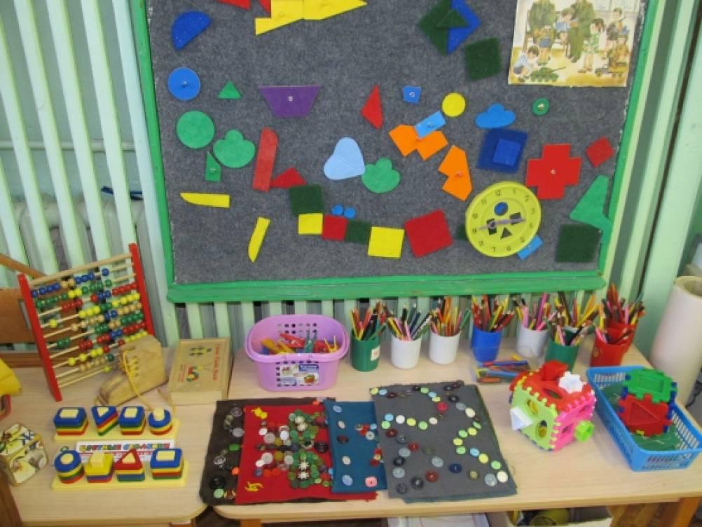 Поделки для сенсорики в детском саду