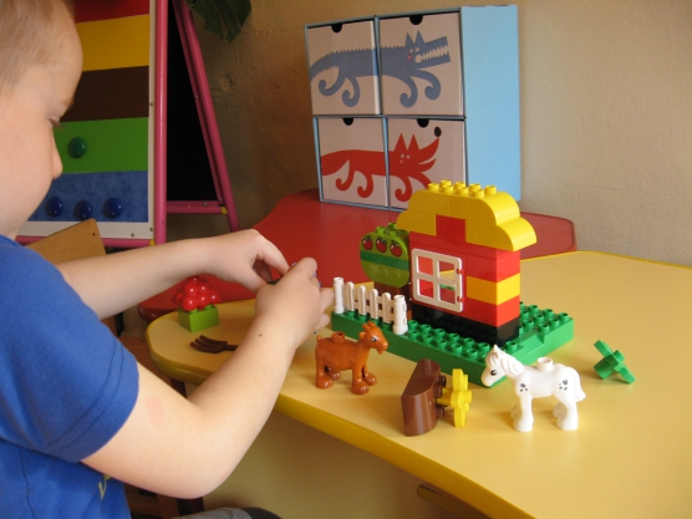 воздействия на детей с ОНР