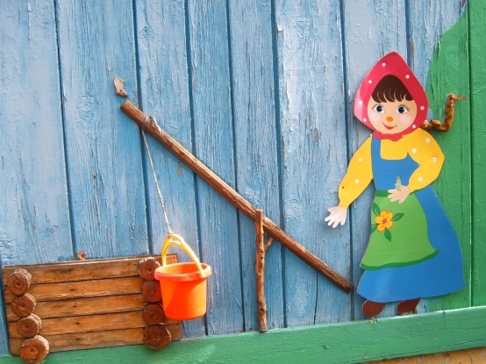 Мое творчество на участке детского сада. Воспитателям детских садов, школьным учителям и педагогам - Маам.ру