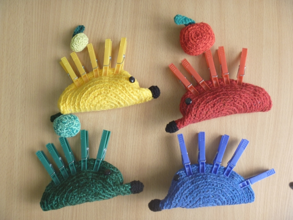 Сенсорное игрушки своими руками