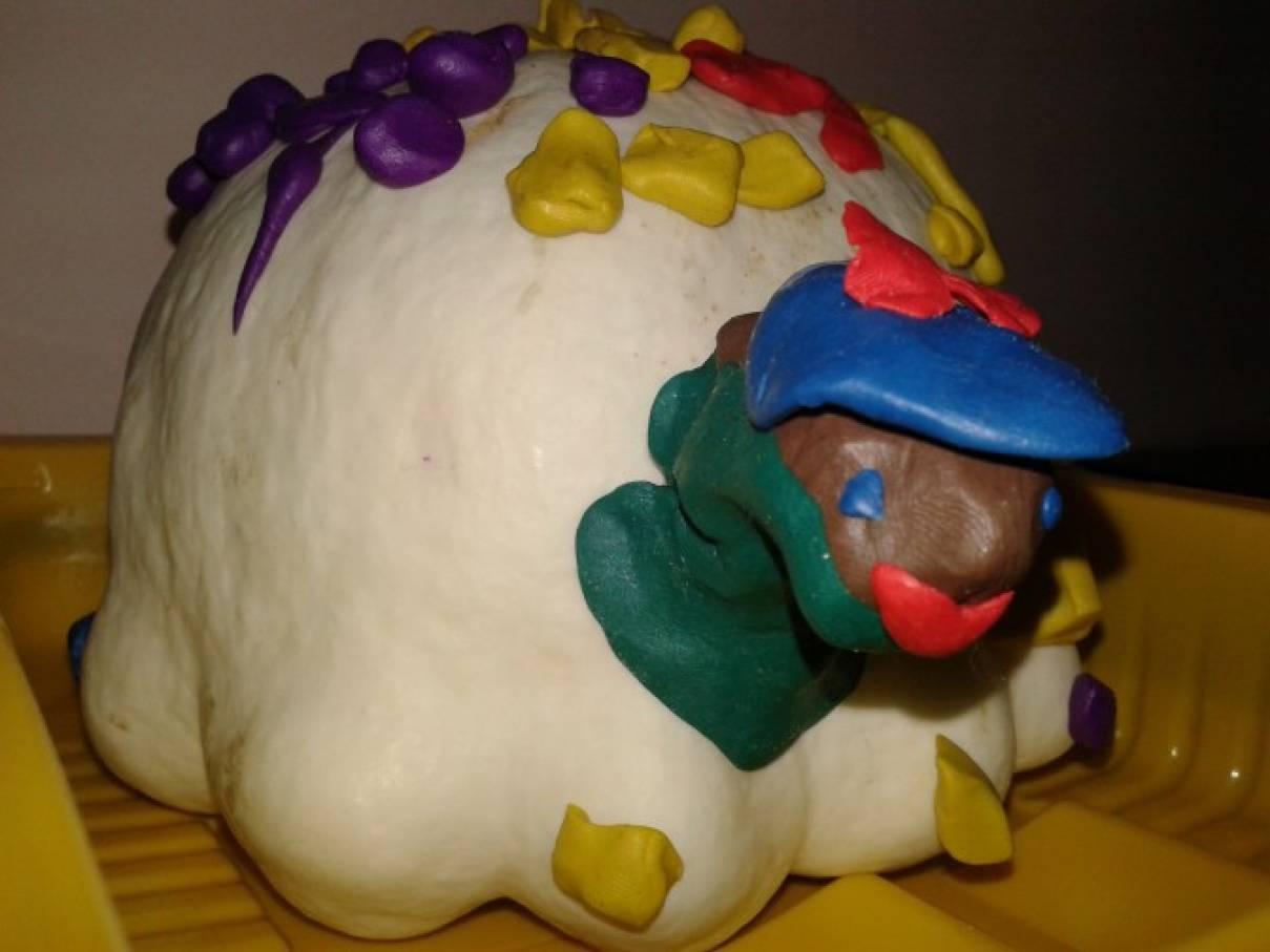 Поделка «Черепаха Тортилла». Воспитателям детских садов 75