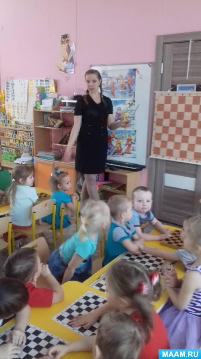 знакомство младших дошкольников с фольклором