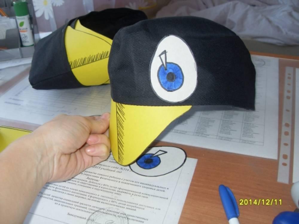 Своими руками шапка пингвина 162