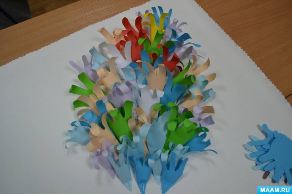 коллективная открытка для именинника возникновения развития