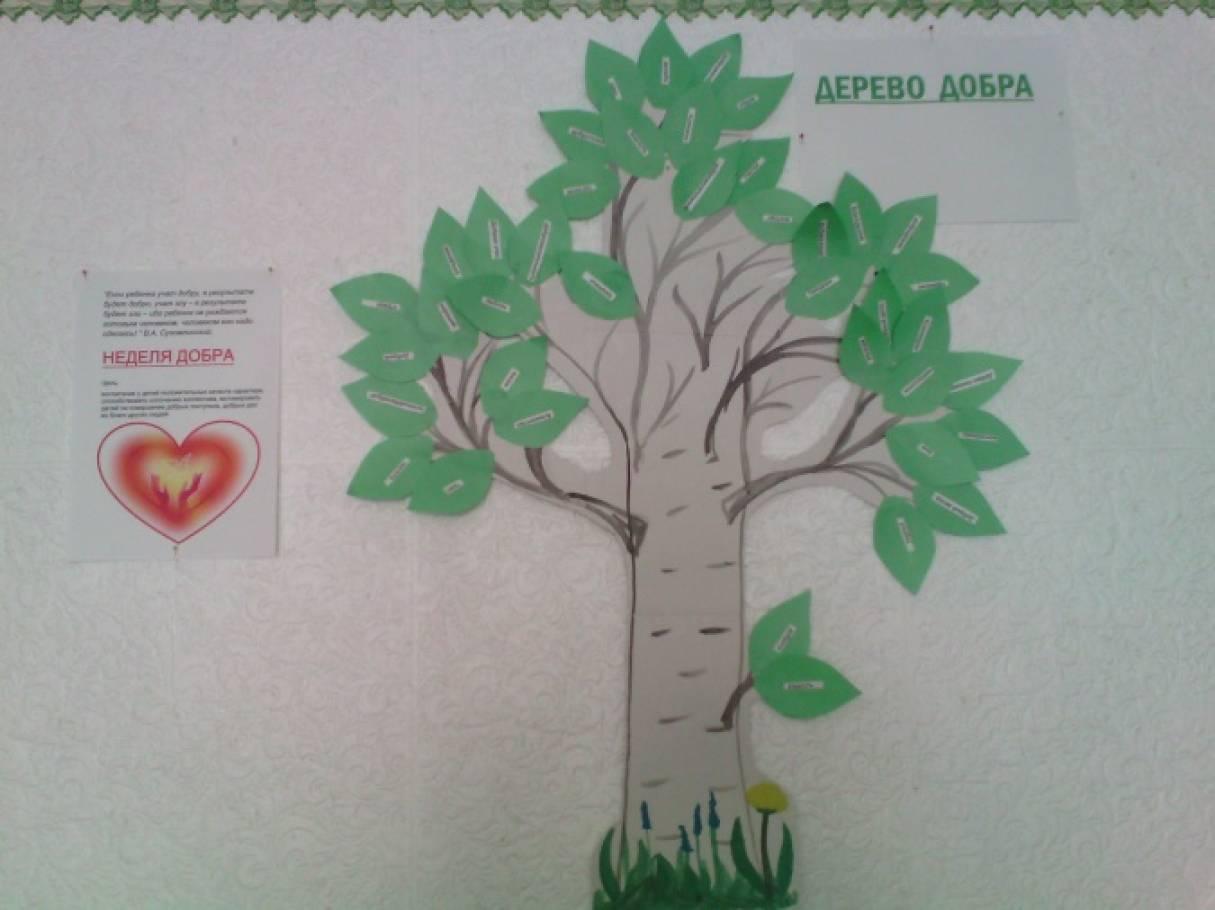 Своими руками дерево добра 951
