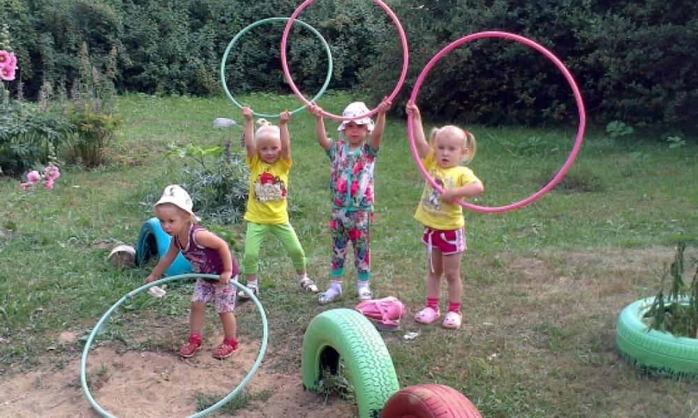 Укрепление и сохранение здоровья детей младшего дошкольного возраста