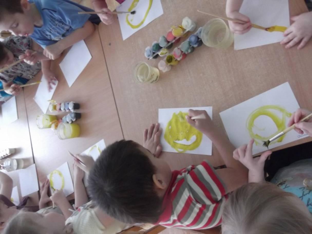 Конспекты по рисованию во второй младшей группе