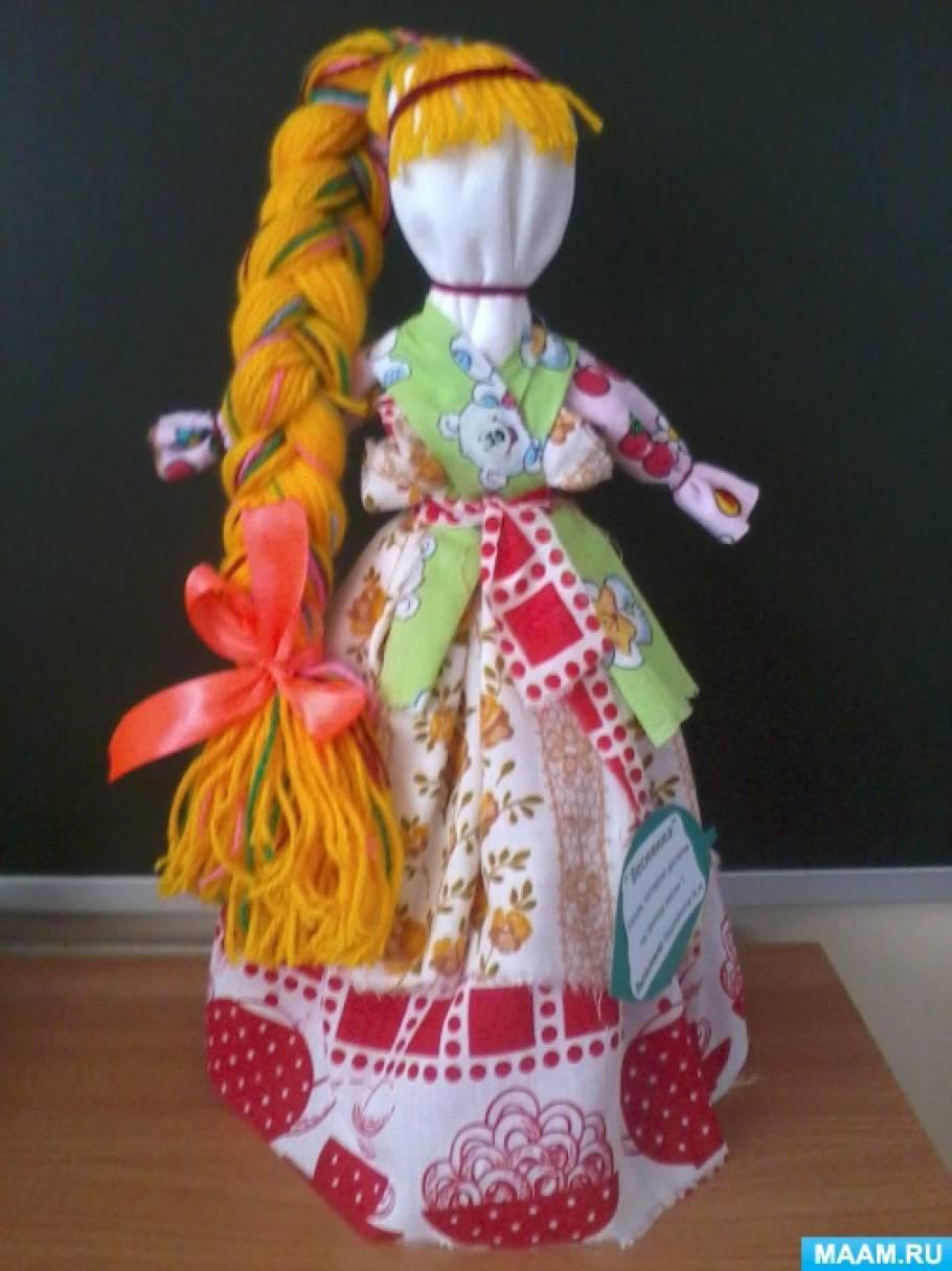 Кукла-веснянка своими руками 14