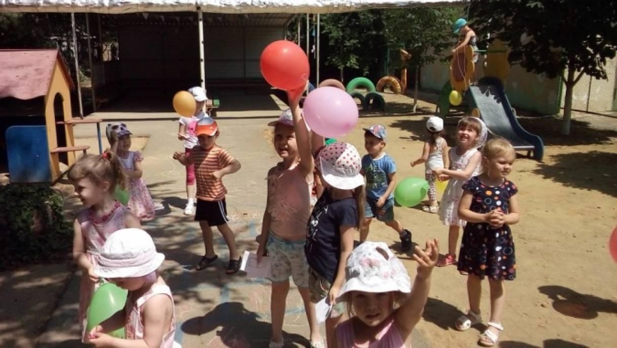 Фотоотчёт летнего развлечения