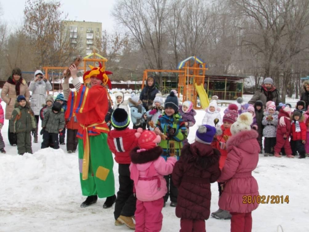 Сценарий народного праздника Масленицы «Масленичные гулянья»