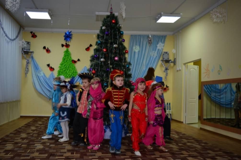 Сценарии нового года для школьников с бабой ягой