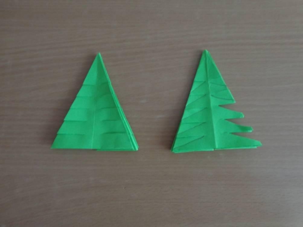 56Оригами в средней группе и бумаги