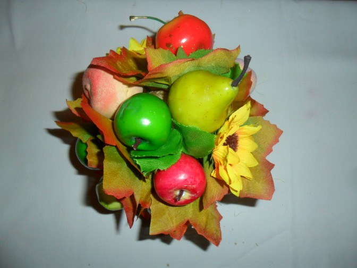 Топиария дары осени