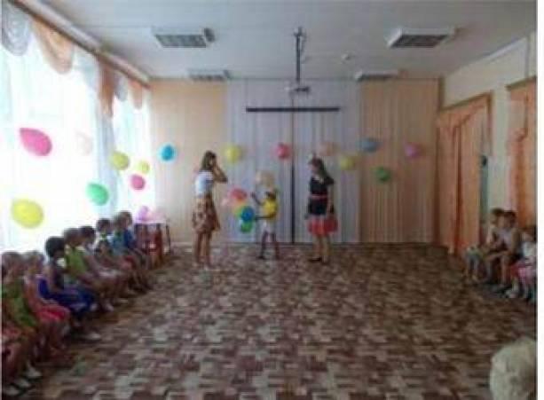 Развлекательное мероприятие для детей старших и подготовительных групп «Шоу воздушных шаров»