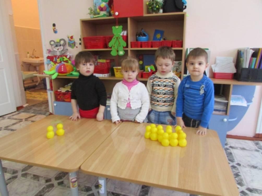 знакомим детей младшей группы с профессиями
