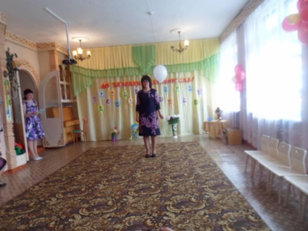 Фоторепортаж с выпускного праздника «Прощай, дорогой детский сад»