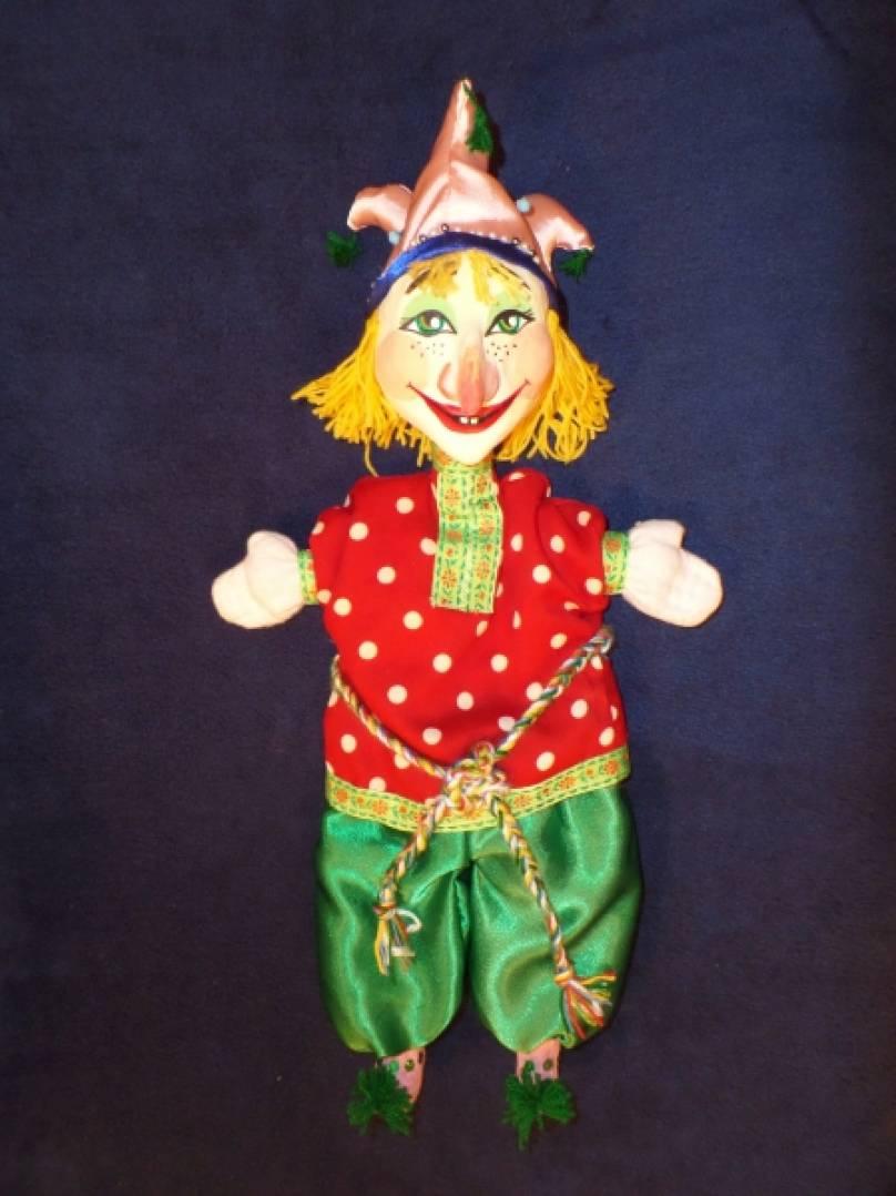 Куклы театра своими руками