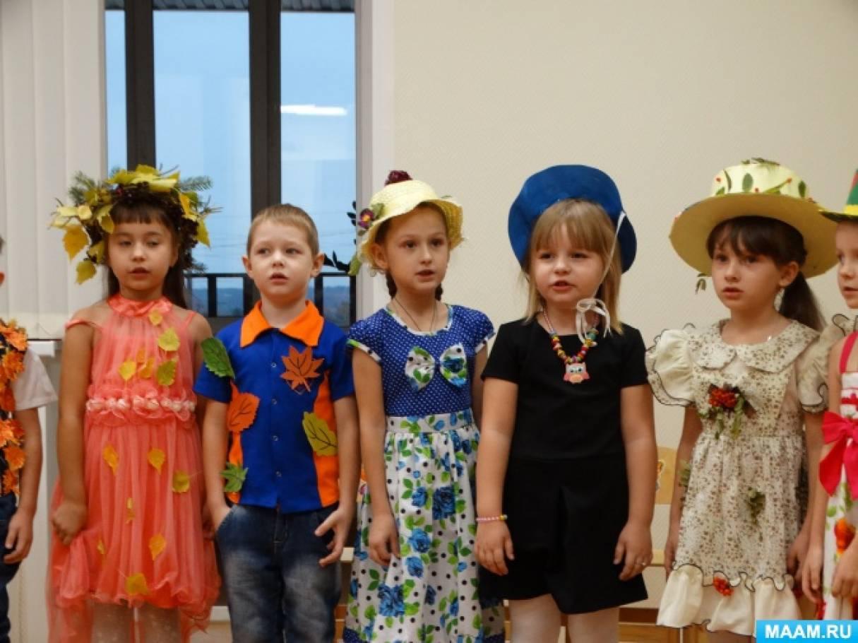 Фотоотчет конкурса «Осенние шляпки»