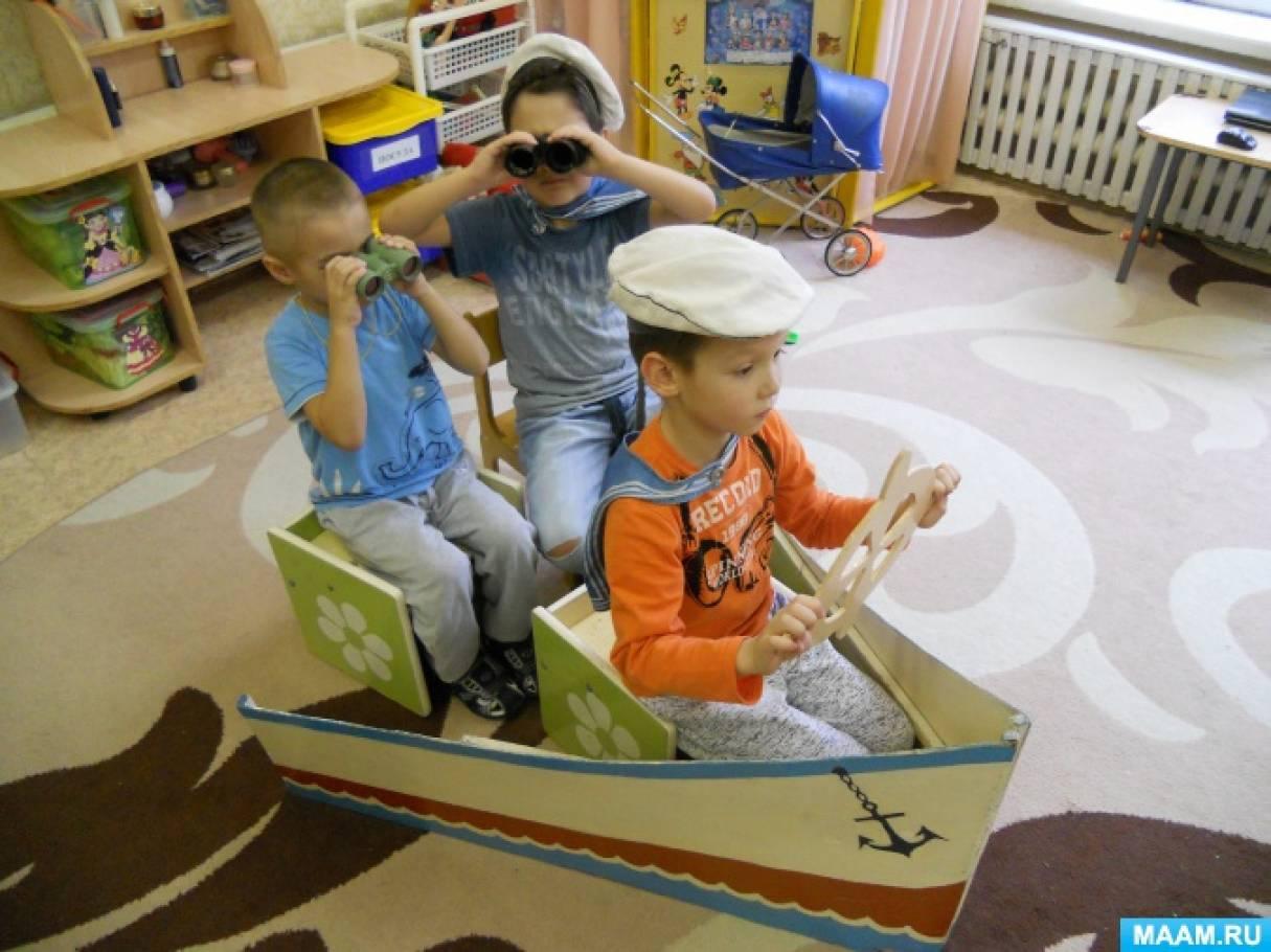 Планирование по теме «Труд в Самарской губернии: дошкольникам об основных предприятиях и связанных с ними профессиях»