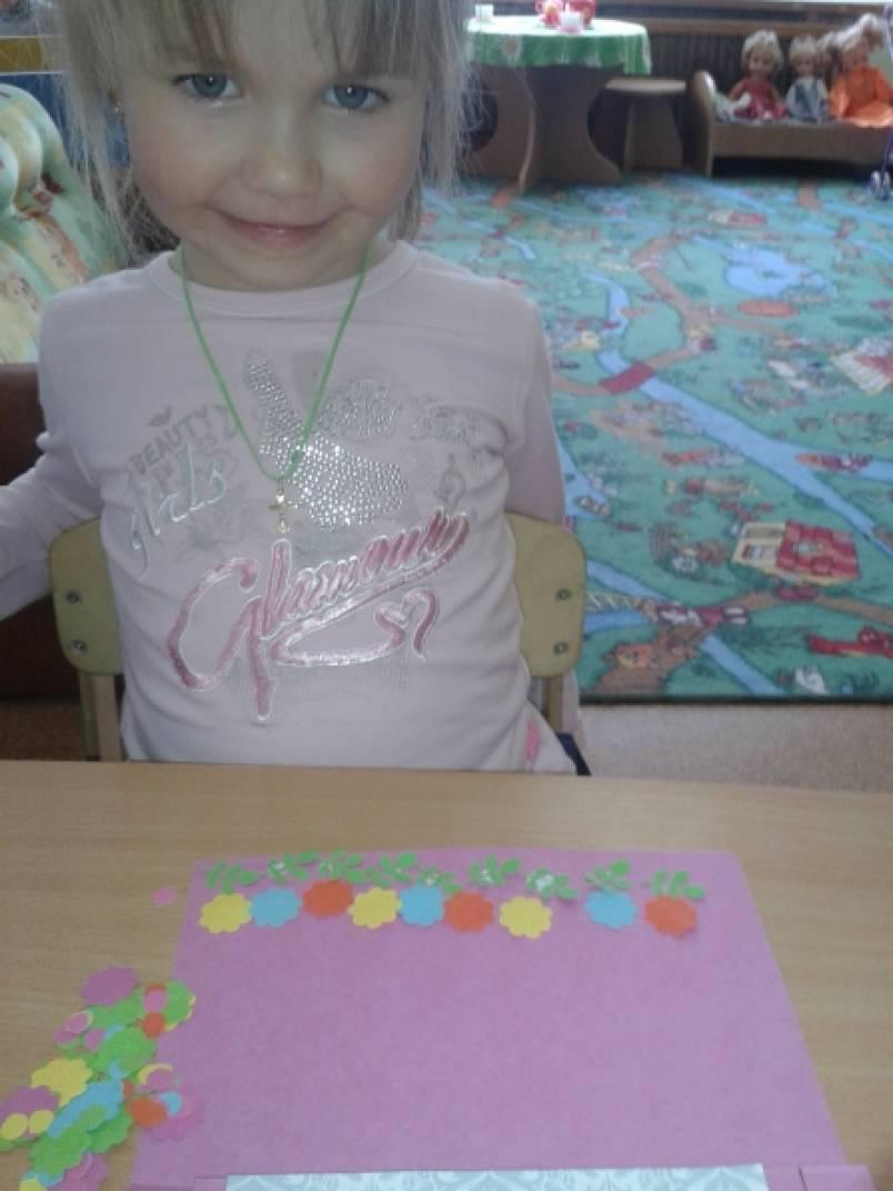 Поделки на 8 Марта своими руками в детский сад и