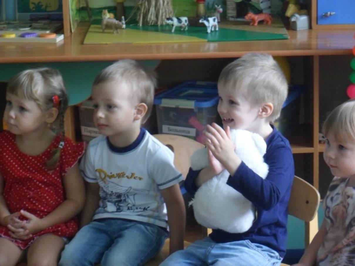 Сценарий праздника «Новоселье в младшей группе»