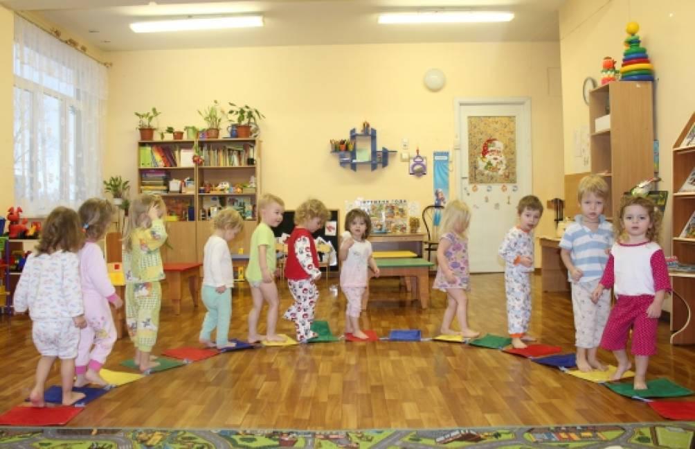 Наматрасник в детский сад