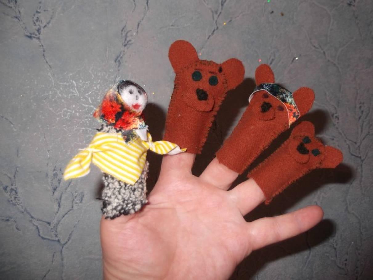 Пальчиковый театр в развитии детей Воспитателям детских садов  Пальчиковый театр в развитии детей