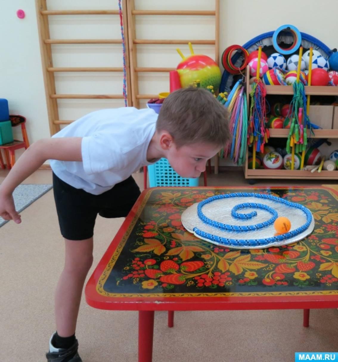 Нестандартное оборудование для дошкольников своими руками 92