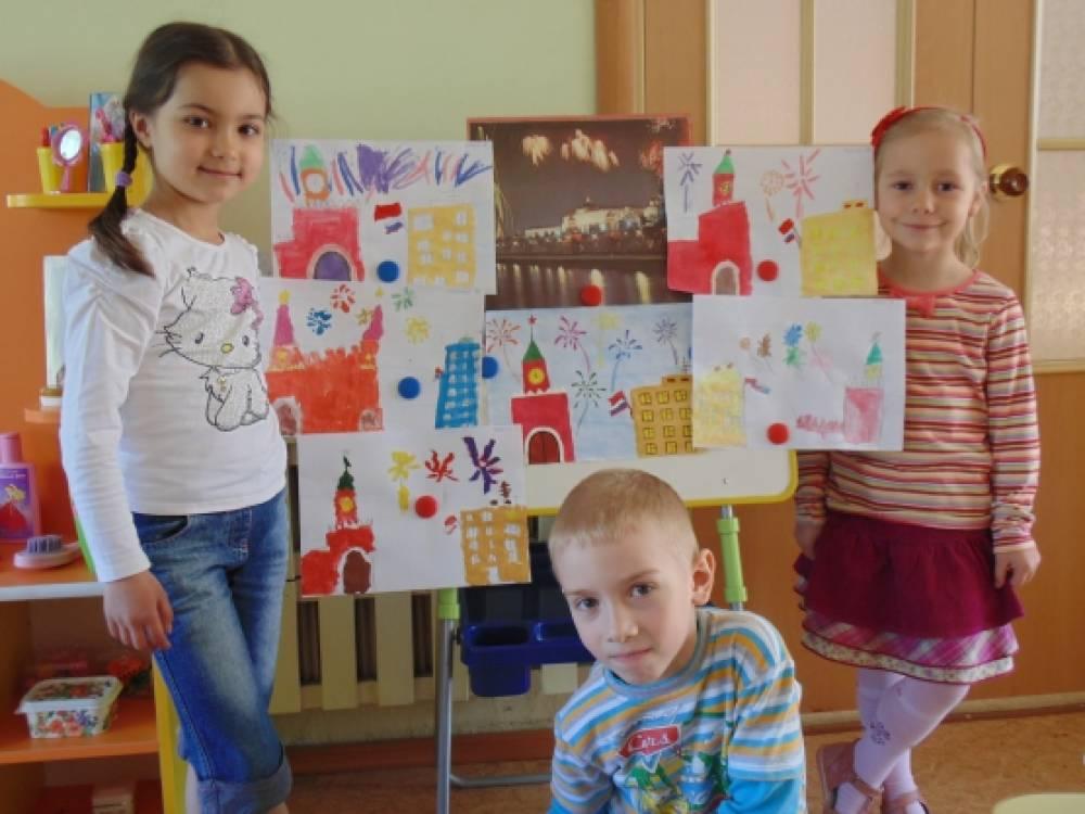 работа направленная на развитие художественного творчества детей план конспекты