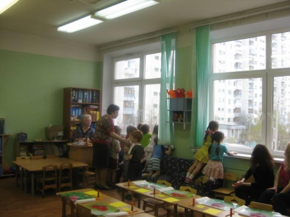 знакомство с буквой и звуком о в детском саду