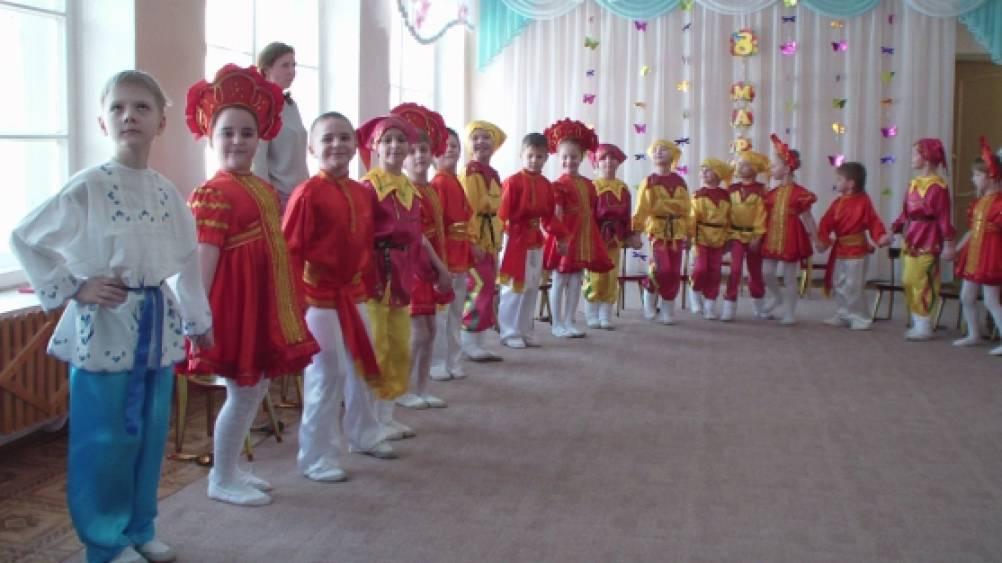 Фотоотчёт «Искусство народного танца». Конкурс на приз Т. А. Устиновой