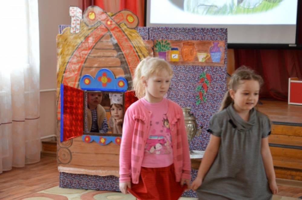 Сценарий театрализованной сказки для детей старшего дошкольного возраста «Не открывай чужому дверь, или Приключения в лесу»