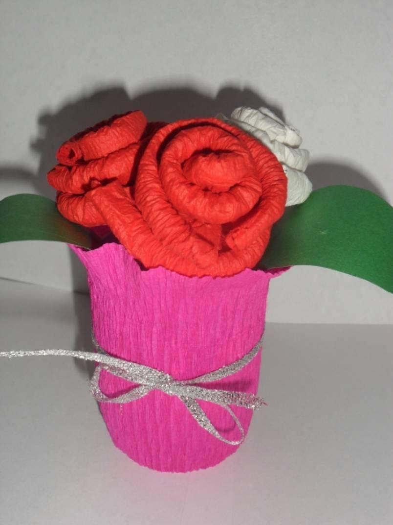Салфетка для мамы подарок своими руками