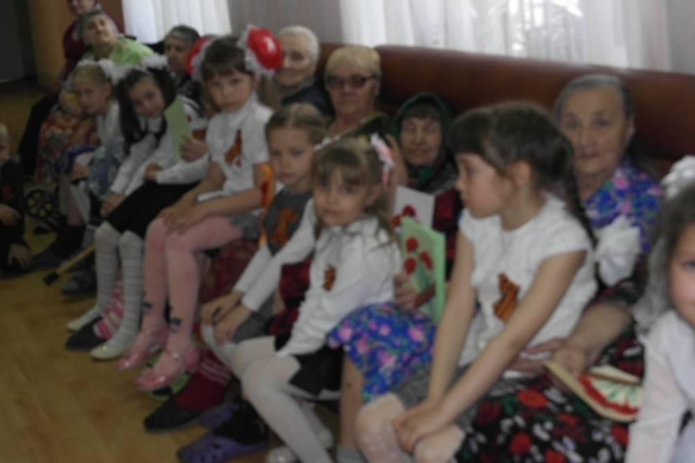 Сценарий выступления детей в доме престарелых дом престарелых зевакино вко