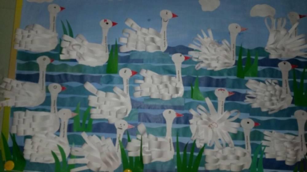 ... птицы» в подготовительной группе Фото: www.maam.ru/detskijsad/tematicheskii-den-perel-tnye-pticy-v...