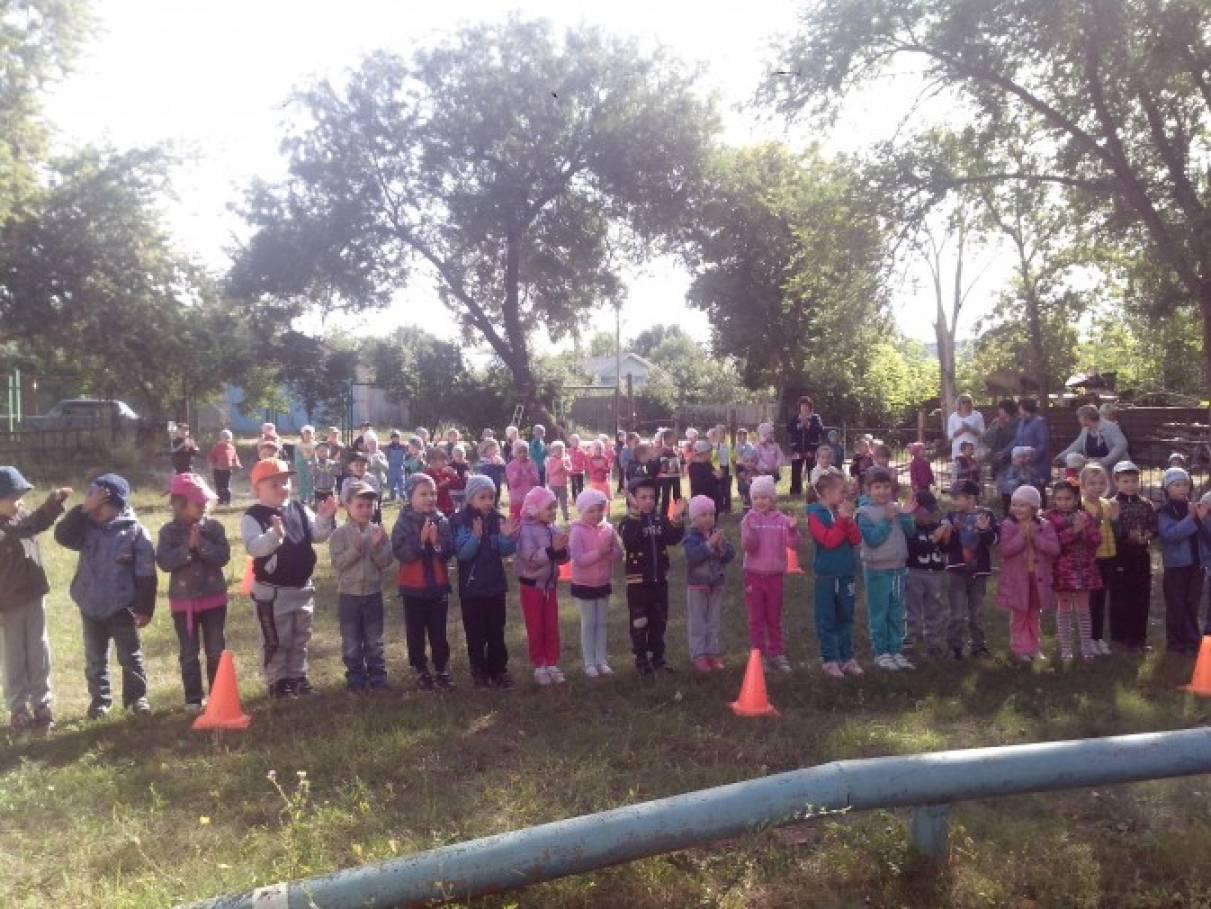 Сценарий праздника любимый детский сад