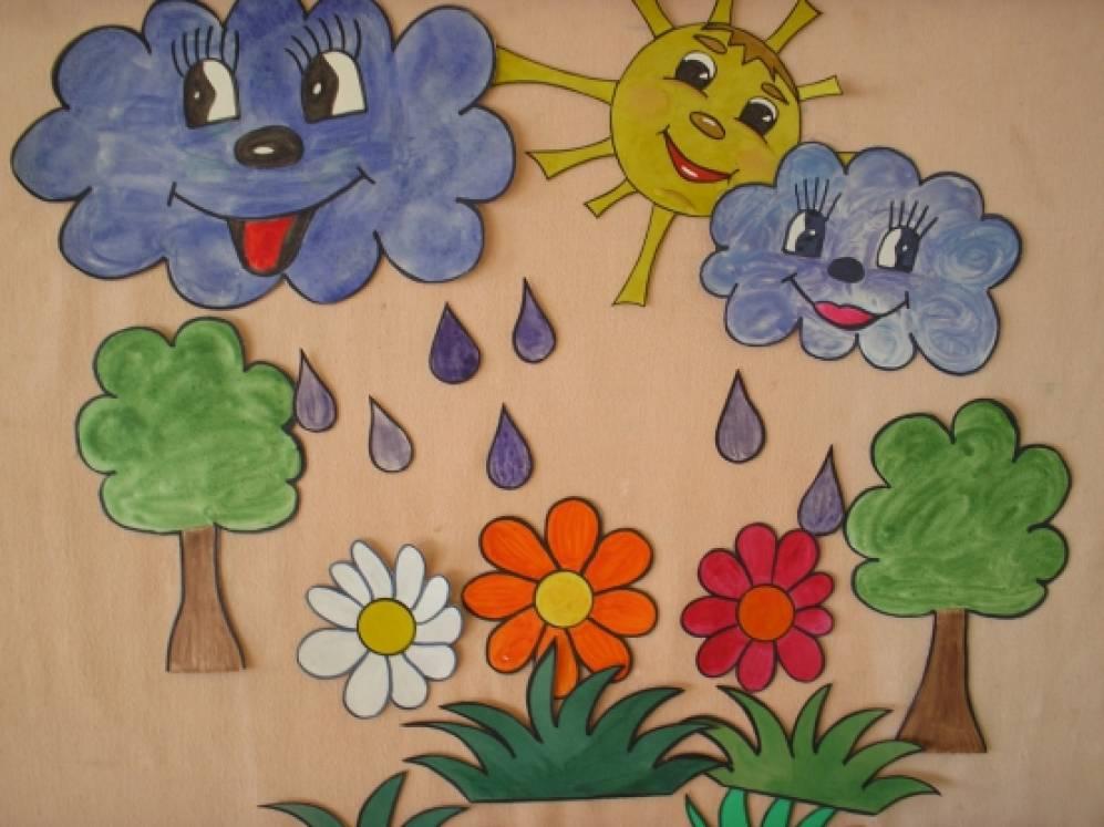 сценарий праздника знакомства с детским садом