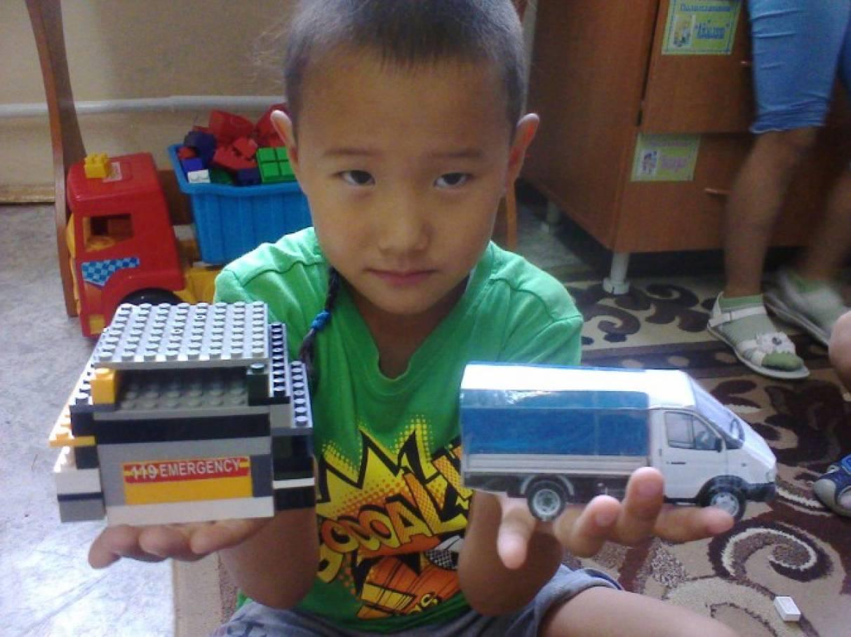 конспект занятия-сказки о детских игрушках