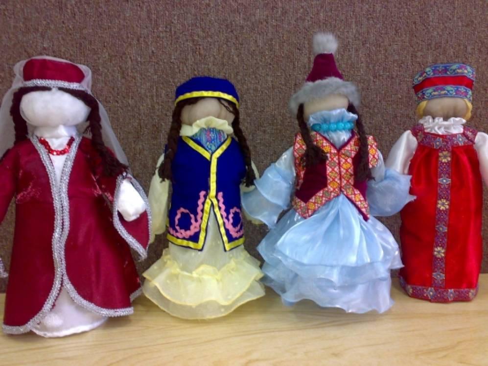 Куклы национальные своими руками фото 683