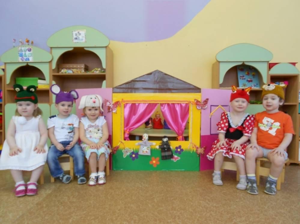 Шаблоны для кукольного театра своими руками из