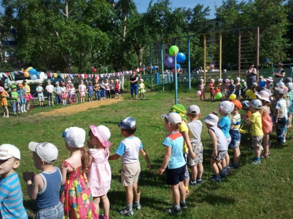 «Сегодня— первый день лета». Сценарий праздника к Дню защиты детей