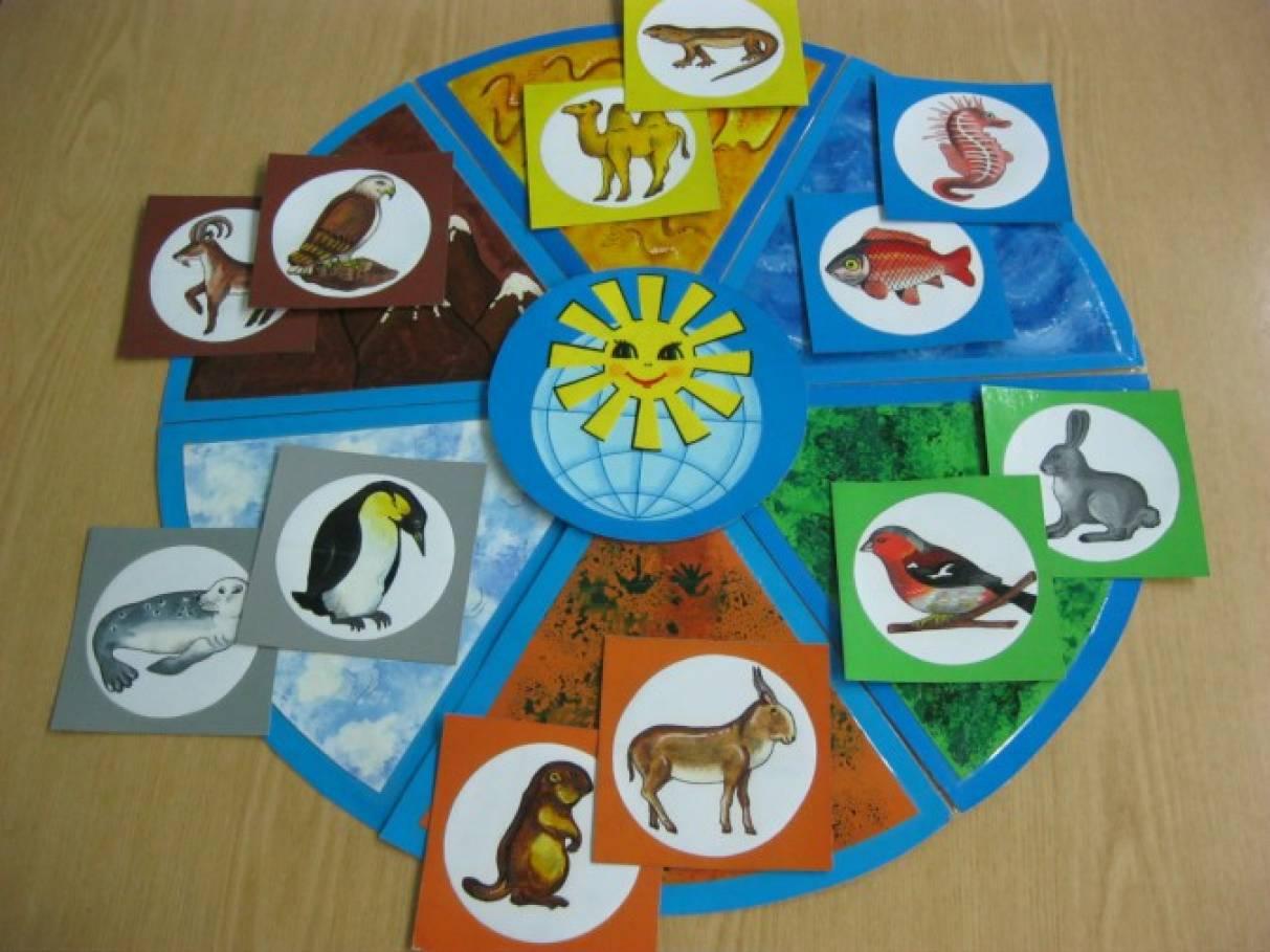 Дидактические игры своими руками для детей старшей группы